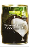 Натуральное кокосовое масло Хемани 400 мл