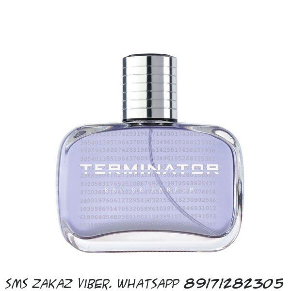 Terminator парфюмерная вода мужская